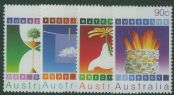 AUS SG978-81 Conservation set of 4